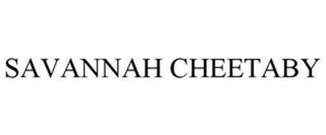 SAVANNAH CHEETABY