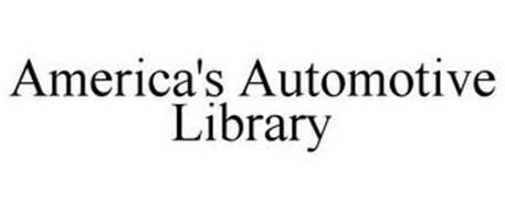 AMERICA'S AUTOMOTIVE LIBRARY