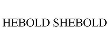 HEBOLD SHEBOLD