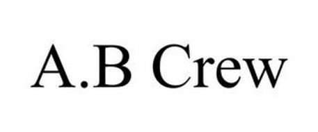 A.B CREW