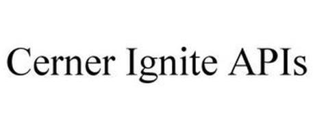 CERNER IGNITE APIS