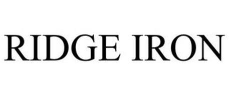 RIDGE IRON