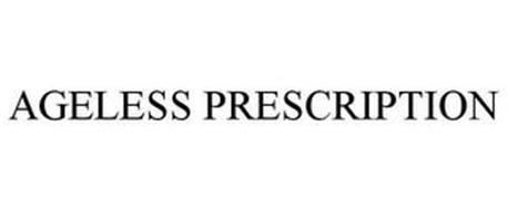 AGELESS PRESCRIPTION