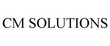 CM SOLUTIONS