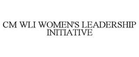 CM WLI WOMEN'S LEADERSHIP INITIATIVE