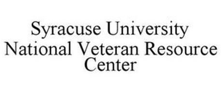 SYRACUSE UNIVERSITY NATIONAL VETERAN RESOURCE CENTER