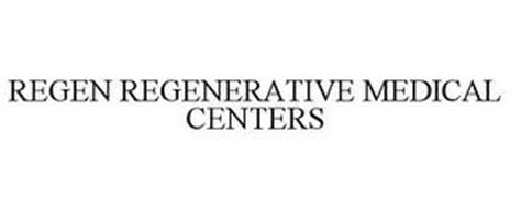 REGEN REGENERATIVE MEDICAL CENTERS