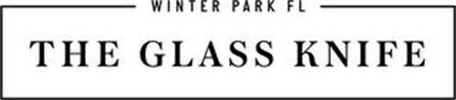 WINTER PARK FL THE GLASS KNIFE