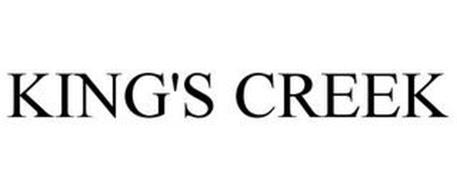 KING'S CREEK
