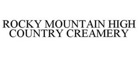 ROCKY MOUNTAIN HIGH COUNTRY CREAMERY