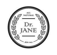 ALL NATURAL DR. JANE SKIN CARE