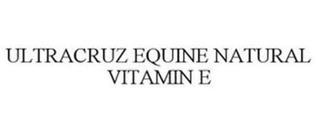 ULTRACRUZ EQUINE NATURAL VITAMIN E
