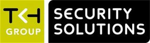 TKH GROUP SECURITY SOLUTIONS
