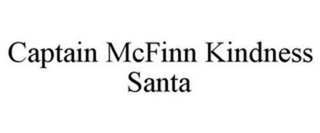 CAPTAIN MCFINN KINDNESS SANTA