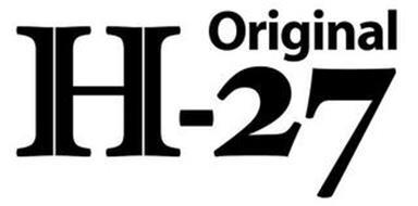 ORIGINAL H-27