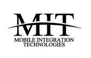 MIT MOBILE INTEGRATION TECHNOLOGIES