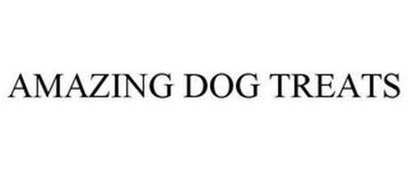 AMAZING DOG TREATS