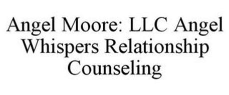 ANGEL MOORE: LLC ANGEL WHISPERS RELATIONSHIP COUNSELING