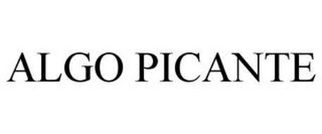 ALGO PICANTE