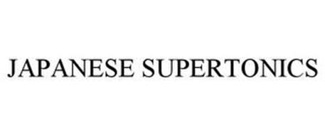 JAPANESE SUPERTONICS