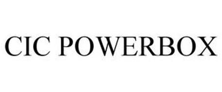 CIC POWERBOX