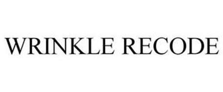 WRINKLE RECODE