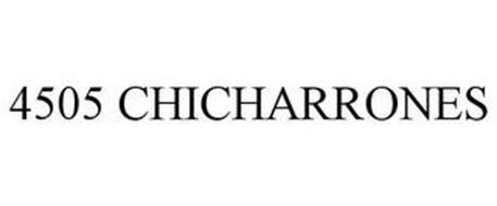 4505 CHICHARRONES
