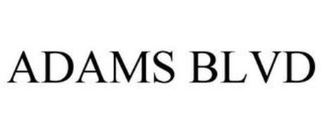 ADAMS BLVD