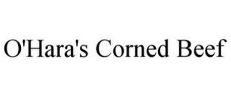 O'HARA'S CORNED BEEF