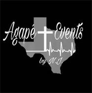 AGAPE EVENTS BY N.J