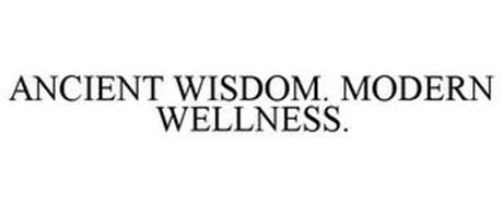 ANCIENT WISDOM. MODERN WELLNESS.