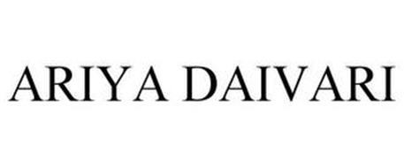 ARIYA DAIVARI