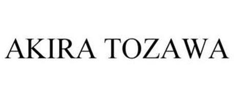 AKIRA TOZAWA