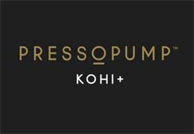 PRESSOPUMP KOHI+