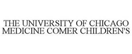 THE UNIVERSITY OF CHICAGO MEDICINE COMER CHILDREN'S