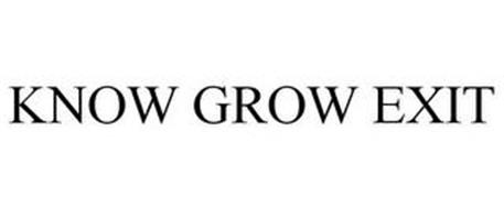 KNOW GROW EXIT