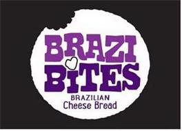 BRAZI BITES BRAZILIAN CHEESE BREAD