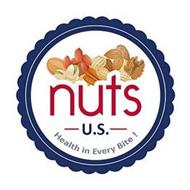 NUTS - U.S. - HEALTH IN EVERY BITE !