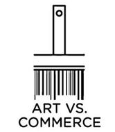 ART VS. COMMERCE