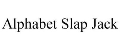 ALPHABET SLAP JACK