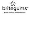 BRITEGUMS GINGIVAL UNIFORMITY MODULATION SYSTEM