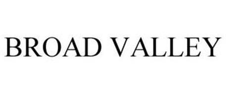 BROAD VALLEY