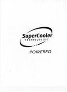 SUPERCOOLER TECHNOLOGIES POWERED