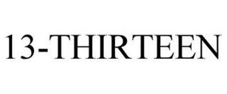 13-THIRTEEN