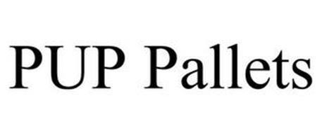 PUP PALLETS