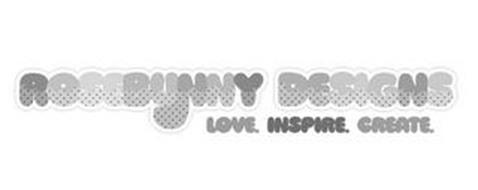ROSEBUNNY DESIGNS LOVE. INSPIRE. CREATE.