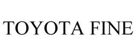 TOYOTA FINE