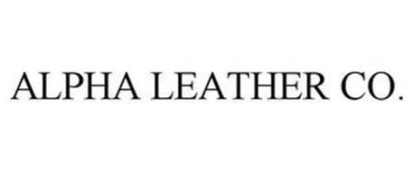 ALPHA LEATHER CO.