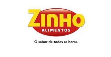 ZINHO ALIMENTOS O SABOR DE TODAS AS HORAS.