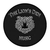 THE LION'S DEN MUSIC